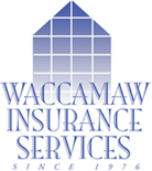 Waccamaw Insurance Services, Inc. header logo